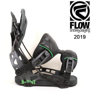 2019 FLOW フロー NX2-GT FUSION 【ビンディング/日本正規品/スノー/スノーボード/メンズ】|highball