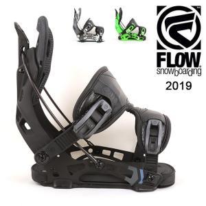 2019 FLOW フロー NX2 FUSION 【ビンディング/日本正規品/スノー/スノーボード/メンズ】|highball