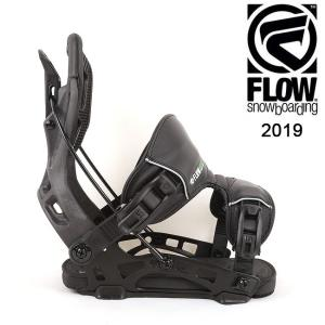 2019 FLOW フロー NX2-CX  FUSION 【ビンディング/日本正規品/スノー/スノーボード/メンズ】|highball