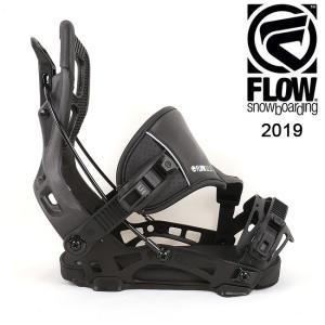 2019 FLOW フロー NX2-CX HYBRID 【ビンディング/日本正規品/スノー/スノーボード/メンズ】|highball