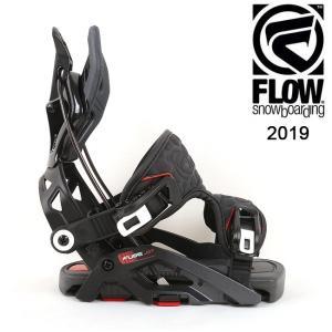 2019 FLOW フロー FUSE-GT FUSION 【ビンディング/日本正規品/スノー/スノーボード/メンズ】|highball