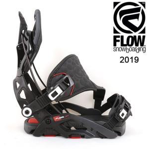 2019 FLOW フロー FUSE-GT HYBRID 【ビンディング/日本正規品/スノー/スノーボード/メンズ】|highball