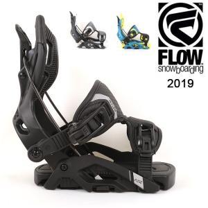 2019 FLOW フロー FUSE FUSION 【ビンディング/日本正規品/スノー/スノーボード/メンズ】|highball