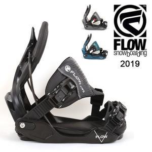 2019 FLOW フロー FIVE HYBRID 【ビンディング/日本正規品/スノー/スノーボード/メンズ】|highball
