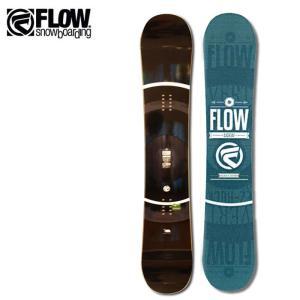 2017 FLOW フロー スノーボード 板 VERT BLUE 2016-2017 16-17 highball