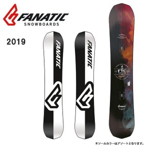 2019 FANATIC ファナティック FTC 【板/スノーボード/日本正規品】|highball