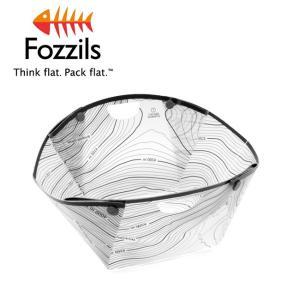 Fozzils フォッジルズ フォールドボウルXL 1899076 【大型ボウル/アウトドア/キャンプ/BBQ/軽量/コンパクト】|highball