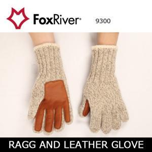 Fox River フォックスリバー RAGG AND LEATHER GLOVE 9300 ユニセックス 【雑貨】 手袋 グローブ【メール便・代引不可】|highball