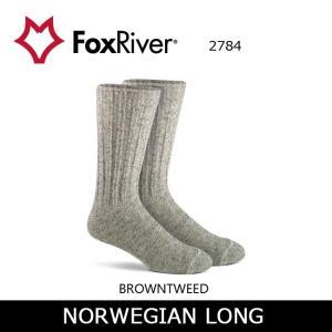 Fox River フォックスリバー NORWEGIAN LONG 2784 ユニセックス 【雑貨】 ソックス 靴下【メール便・代引不可】|highball