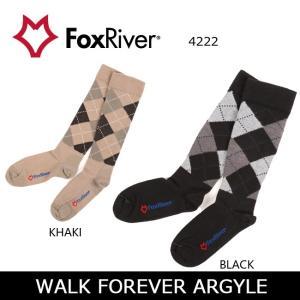 Fox River フォックスリバー WALK FOREVER ARGYLE 4222 ユニセックス 【雑貨】 ソックス 靴下【メール便・代引不可】|highball
