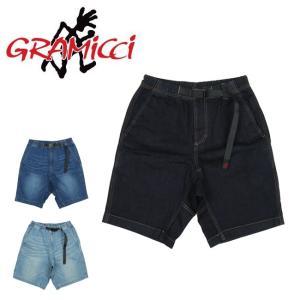 GRAMICCI グラミチ DENIM ST-SHORTS デニムショーツ GMP-005 【半パン/半ズボン/ボトムス/ジーパン/アウトドア】|highball