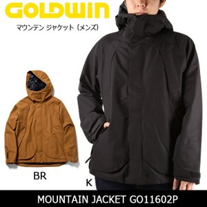 GOLDWIN ゴールドウィンジャケット マウンテン ジャケット(メンズ) MOUNTAIN JACKET GO11602P 【NF-OUTER】|highball