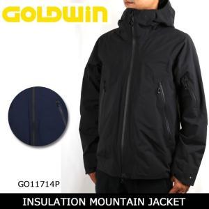 GOLDWIN ゴールドウィン ジャケット INSULATION MOUNTAIN JACKET GO11714P 【服】アウター メンズ ダウン スキー スノボ|highball