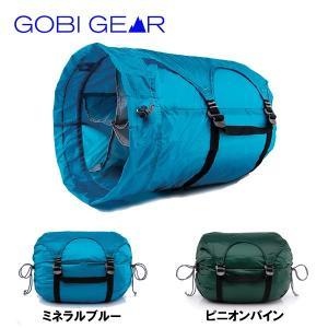 GOBI GEAR/ゴビギア スタッフサック GOBI GEAR ゴビギア ホーボーロール/20070001 highball