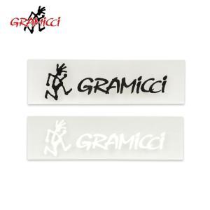 GRAMICCI グラミチ STICKER ステッカー GAC-0015【メール便・代引不可】|highball