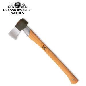 GRANSFORS BRUK グレンスフォシュ・ブルーク Small Splitting Axe 小型薪割り 441 【薪割り/斧/焚き火/BBQ/アウトドア/キャンプ】|highball