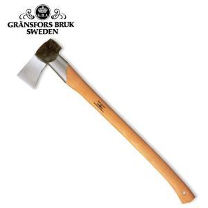 GRANSFORS BRUK グレンスフォシュ・ブルーク Large Splitting Axe 大型薪割り 442 【薪割り/斧/焚き火/BBQ/アウトドア/キャンプ】|highball