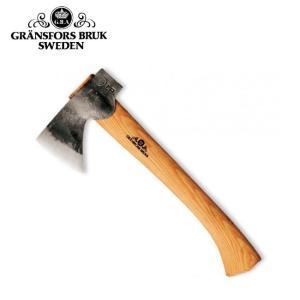 GRANSFORS BRUK グレンスフォシュ・ブルーク Small Hatchet ミニハチェット GB410 【斧/枝払い/薪作り/アウトドア/キャンプ】|highball
