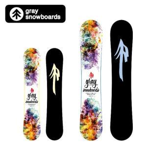 GRAY SNOWBOARDS グレイ スノーボード PRODIGY  プロディジー 138.5 142.5 【2019/日本正規品/スノー】国産(オガサカ製)|highball