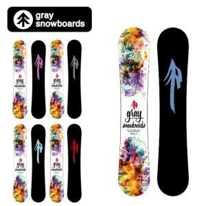 GRAY SNOWBOARDS グレイ スノーボード PRODIGY プロディジー 146.5 151.5 153.5 155.5 157.5 【2019/日本正規品/スノー】国産(オガサカ製)|highball