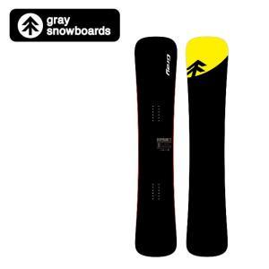 GRAY SNOWBOARDS グレイ スノーボード DESPERADO デスパラード II w_Ti  (154) 【2019/日本正規品/スノー】国産(オガサカ製)|highball