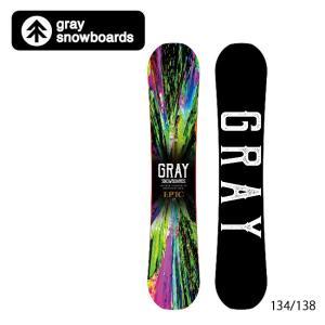 GRAY SNOWBOARDS グレイ スノーボード EPIC エピック【2019/日本正規品/スノー】国産(オガサカ製)|highball