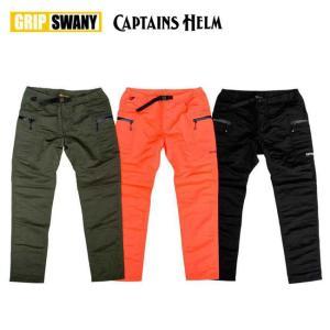 GRIP SWANY×CAPTAINS HELM グリップスワニー×キャプテンズヘルム フィッシングキャンピングウォータープルーフパンツ CH21-GS-P01|highball
