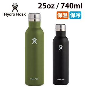 Hydro Flask ハイドロフラスク 25 oz Wine Bottle (740ml) 5089054 【雑貨】【BTLE】 ボトル 水筒|highball