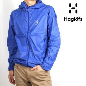 HAGLOFS/ホグロフス ジャケット SKOLD HOOD MEN 603885 【服】メンズ アウター 超軽量|highball