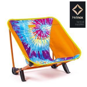 Helinox ヘリノックス フェスティバルチェア タイダイ 1822281 【椅子/ローチェア/アウトドア/レジャー/日本正規品】|highball
