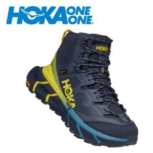 HOKA ONE ONE ホカオネオネ W TENNINE HIKE GORE-TEX ウィメンズテンナインハイクゴアテックス 1113511 【靴/スニーカー/レディース/GTX/アウトドア】|highball