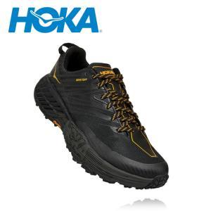 HOKA ONE ONE ホカオネオネ SPEEDGOAT 4 GTX スピードゴート4ゴアテックス 1106530 【アウトドア/スニーカー/靴/メンズ】|highball