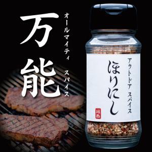 アウトドアスパイスほりにし 24本セット(1ケース) 【キャンプ/調味料/料理/調理/BBQ】 highball