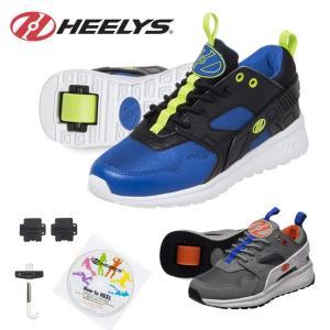 【ラッピングバッグプレゼント中!】HEELYS ヒーリーズ FORCE 【アウトドア/ローラーシューズ/滑る/キッズ/子供】 highball
