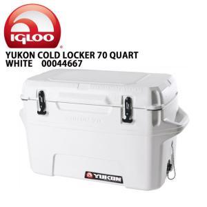 IGLOO イグルー クーラーボックス YUKON 70 Case WHITE 00044667 【FUNI】【FZAK】|highball