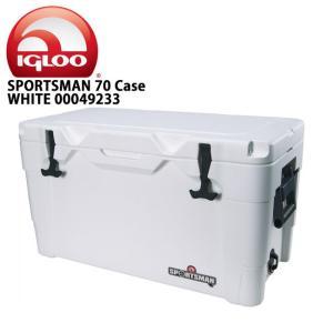 IGLOO イグルー クーラーボックス SPORTSMAN 70 Case WHITE/BLACK 00049233 【FUNI】【FZAK】|highball