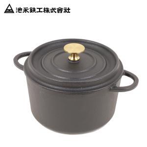 池永鉄工 ココット鍋 14 【すき鍋/卓上鍋/料理/調理/うつわ】 highball