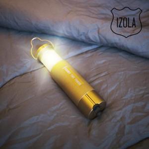 IZOLA イゾラ TORCH LANTERN トーチランタン 【キャンプ/アウトドア/ライト/防災】 highball