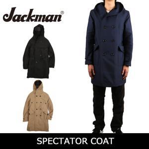 Jackman ジャックマン コート SPECTATOR COAT JM8751 【服】メンズ アウター|highball