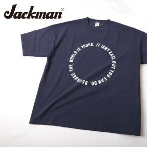 Jackman ジャックマン T-SHIRT Tシャツ JM5818 【メンズ/ カジュアル】|highball