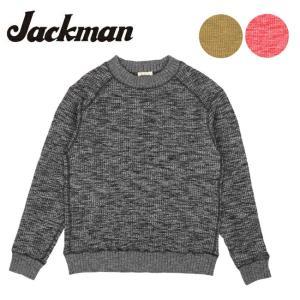 Jackman ジャックマン Waffle Midneck JM7854 【アウトドア/メンズ/トップス】|highball