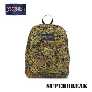 ジャンスポーツ jansport リュック スーパーブレイク SUPERBREAK GREEN BATTLE GROUND T5011D3 jan15-034|highball