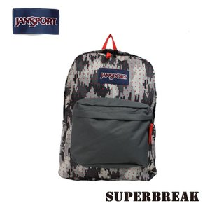 ジャンスポーツ jansport リュック スーパーブレイク SUPERBREAK HIGH RISK RED CAMO DOTS T50102J jan15-039|highball