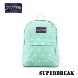 ジャンスポーツ jansport リュック スーパーブレイク SUPERBREAK AQUA DASH SPOTS T501ZN6 jan15-083|highball