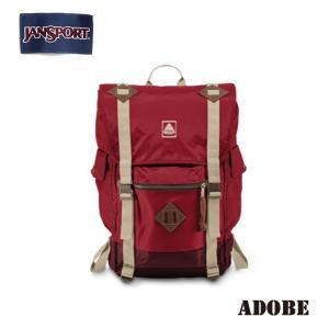ジャンスポーツ jansport バックパック ADOBE アドビ/RED TAPE T34Y5XP 日本正規品|highball