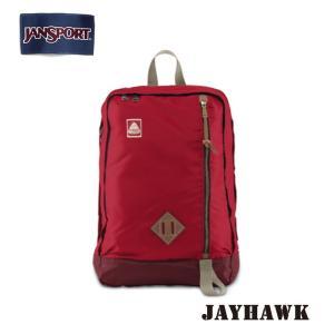 ジャンスポーツ jansport バックパック JAYHAWK ジェイホーク/RED TAPE T31A5XP 日本正規品|highball