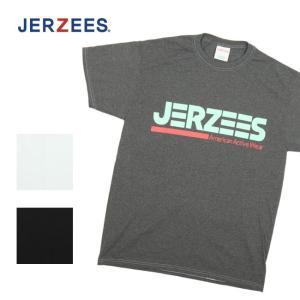 JERZEES ジャージーズ ロゴTシャツ JZS-000-191013 【半袖/Tシャツ/ユニセックス/アウトドア】【メール便・代引不可】|highball