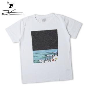 JONAS CLAESSON ジョナス クレアッソン NEW SWELL Tee JC-205 【Tシャツ/おしゃれ/アウトドア/タウンユース】【メール便・代引不可】 highball