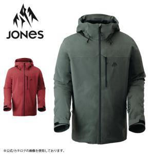 2022 JONES ジョーンズ Peak Bagger Jacket ピークバガージャケット 【スノーボード/ウェア/メンズ/日本正規品】|highball