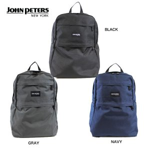 JOHN PETERS/ジョンピーターズ バックパック DBAG S/ 1234|highball